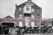 SF 222 - Co-Op Bakery, Cauldwell Hall Road, Ipswich, Suffolk c1905 - 6x4 Photo