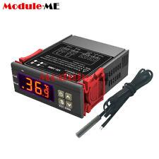 Dc 12v Thermostat All Purpose Stc 1000 Digital Temperature Controller Sensor