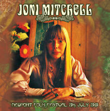 Joni Mitchell Folk Import Vinyl Records