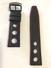 Original Citizen Eco-Drive Primo Stingray CA4085-08E Black Leather Band Strap