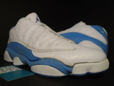NIKE AIR JORDAN XIII 13 RETRO LOW WHITE UNIVERSITY BLUE PINK UNC 310804-102 11.5