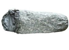 US Military ACU Camo Gortex Waterproof Bivy Cover MSS Sleeping Bag System NEW