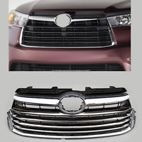 4x Car Stainless Steel Body Side Moulding Cover Trims For Nissan Maxima 2016-17