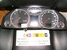 INSTRUMENT CLUSTER Audi A6 4bo920933g Cluster Cockpit Speedometer Clock