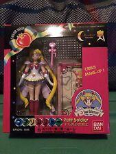 Super Sailor Moon Petit Soldier 1996 Figure Rare Vintage Bandai Japan