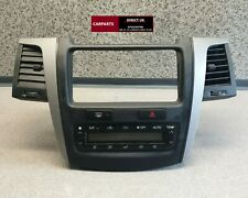 2009 TOYOTA HILUX HEATER CONTROL AND STEREO SURROUND PANEL 84013-0K030
