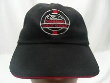 FORD RACING GEAR - EMBROIDERED - ADJUSTABLE BALL CAP HAT!