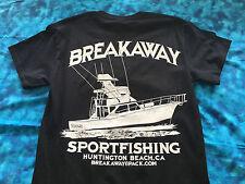 Black 44' Pacifica Breakaway Sportfishing Shirt