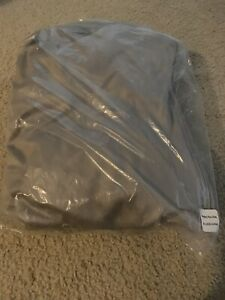 Pottery Barn Kids Grey Suede anywhere chair slip cover *My First Chair*Slipcover