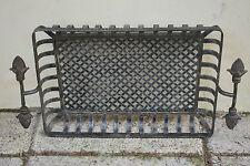Wrought Iron Storage Basket