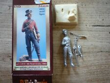 el viejo dragon/ EVD /8th texas cavalry 1864 /  54mm 90mm pegaso andrea historex