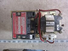 Square D 8903 Smg11 3P 30A 120V Coil Contactor, Used