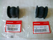 GENUINE HONDA ACCORD TOURER REAR ANTI ROLL BAR D BUSHES 03-08