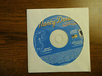 Nancy Drew #4 Treasure Royal Tower ** NEW DISC ONLY (PC)* Win 98 - XP works on 7