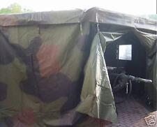 Plane Wetterschutz für Feldküche TFK250 Kärcher BW NOS