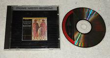 MFSL CD : Prokofiev - Alexander Nevsky Op 78 - Original Master Recording silver