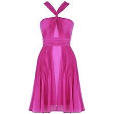 Warehouse Polyester Sleeveless Skater Dresses for Women