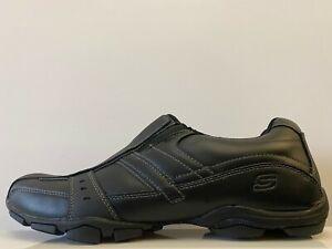 Skechers Casual Slip On Shoes Mens UK 12 US 13 EUR 47.5 CM 31 REF 5706~