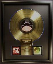 Metallica Kill 'Em All LP & Cassette Gold Non RIAA Record Award Elektra Records