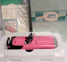 Hallmark Kiddie Car Classic 1956 Pink Kidillac 1994 Garton Mini Pedal Car New