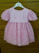 BUFI Abito vestito cerimonia bambina 12 mesi o 76 cm