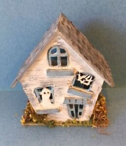 Dollhouse Miniature Halloween Toy Doll House Kit - New 1:144 Scale or 1:12