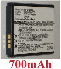 Batterie 700mAh type CAB30M0000C1 OT-BY20 Pour Alcatel One Touch 217D