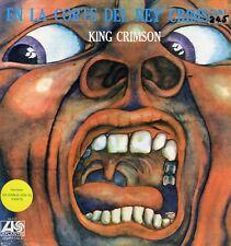 """KING CRIMSON """"EN LA CORTE DEL REY CRIMSON"""" ORIG VEN 1972"""