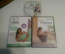 Pilates Exercise DVD, Set of 3