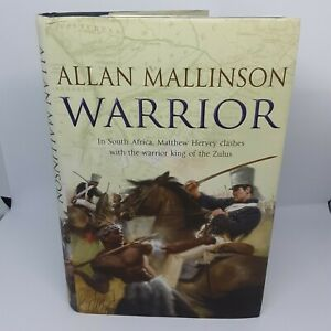 Warrior by Allan Mallinson (Hardback, 2008), Signed by Author