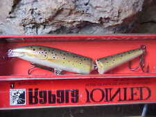 Rapala Jointed Minnow J13 TR Color BROWN TROUT for Bass/Pike/Walleye/Musky
