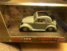 VINTAGE BRUMM FIAT 500 TOPOLINO 1936-1948-NEW IN BOX