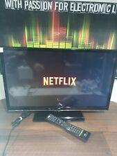 """G236 JVC LT-24C680 24"""" LED HD TV smart & remote full hd smart tv netflix youtube"""