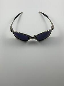 Oakley X Metal Juliet Plasma Ice Iridium 04-152 NEW RARE