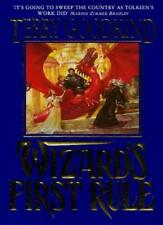 Wizard's First Rule: Book 1: The Sword Of Truth Series: Wizard's First Rule Bk,