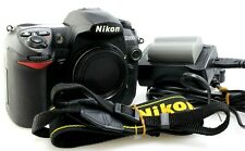 Nikon D200 DSLR Body Only, Charger & 16 GB CompactFlash Low Shutter Count 16,000