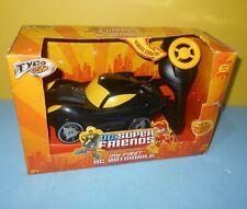 2007 Mattel Tyco DC Super Friends My First Batmobile RC Car 27Mhz w/ Box