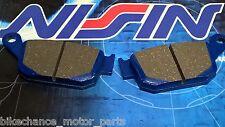 pastiglie NISSIN posteriori Triumph 600 Daytona 650 675 Street Triple 2002-2012
