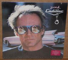 Pink Cadillac New SEALED vinyl LP record cutout Clint Eastwood randy travis Dion