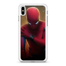 Spider Man Superhéroe Marvel Avengers Comics Peter Parker héroe Teléfono Estuche Cubierta
