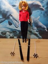 Vintage Miss Evergreen USA Doll Exclusive Ski Queen #948 fits Slender Doll Size