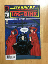 The Return of Tag & Bink #1 NM Star Wars Dark Horse Comics