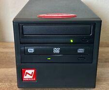 Norazza DVD121E Professional CD & DVD Duplicator in EX Cond! No PC required!