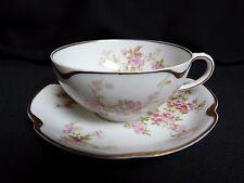 Tasse à thè en porcelaine de Limoges Haviland art nouveau