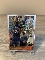 1996 1997 Topps Chrome Kevin Garnett #131 Timberwolves