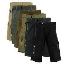 Pantaloni bermuda shorts geographical Norway Perle Men cargo cotone al ginocchio