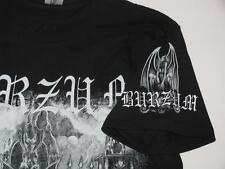 "1BURZUM ""DET SOM ENGANG VAR"" VARG ORIGINAL OFFICIAL T-SHIRT ALL SIZE SALE - 25%"
