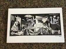 Vintage 1997 Succession Picasso Ceramic Tile Depicting Guernica 1937