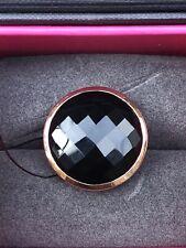 Monica Vinader 18-karat Rose Gold plated on Sterling Silver Cocktail Ring Size K