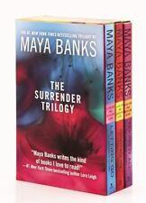 Surrender Trilogy Set by Maya Banks (2014, Paperback / Paperback)